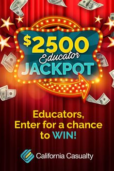 A new year calls for new giveaways, and this year they are better than ever! In 2021, we're giving away multiple $2,500 cash prizes to educators throughout the ENTIRE year 🤩💰 Enter today to win one of the many Educator Jackpots! #EduJackpot🎰 Winner Announcement, Online Sweepstakes, Visa Gift Card, Cash Prize, Giveaways, Education, Onderwijs, Learning