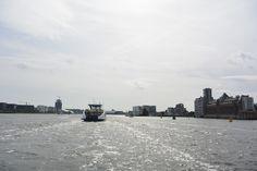 IJ Ferry in Amsterdam