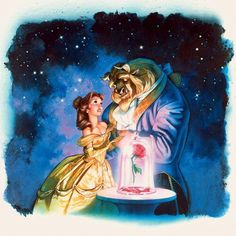 A tale as old as time ♥♥♥