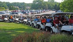 Tons of tournaments going on this weekend! www.GolfWaggle.com