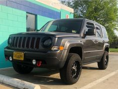 2015 Jeep Patriot Fuel Revolver Toyo Open Country A/t Ii Jeep Patriot Lifted, 2013 Jeep Patriot, Military Jeep, Jeep Commander, Jeep Mods, Jeep Xj, Jeep Liberty, Jeep Compass, Jeep Renegade