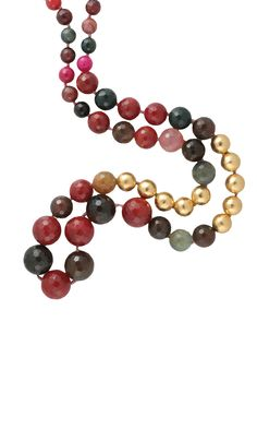 Candy Agate Necklace – Wendy Mink Jewelry