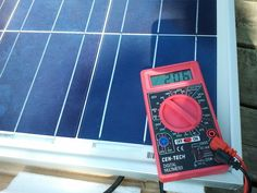 Do It Yourself Solar Energy Projects
