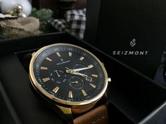 Seizmont Watch - Trendhim Omega Watch, Watches, Blog, Clocks, Clock
