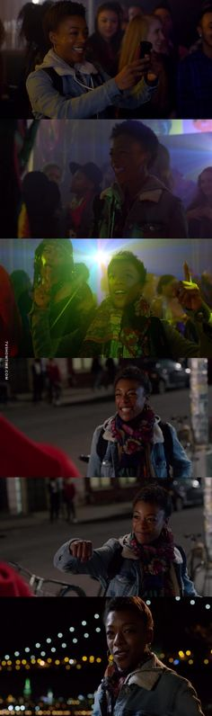 I am so broken right now, she deserved better. Goodbye Poussey Washington, you will never be forgotten!