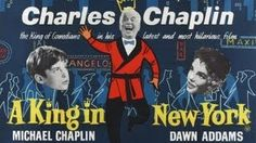 EL NIÑO ANARQUISTA DE LA PELÍCULA 'UN REY EN NUEVA YORK' (CHARLES CHAPLIN)