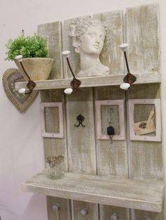 1000 images about garferobe on pinterest shabby shabby. Black Bedroom Furniture Sets. Home Design Ideas