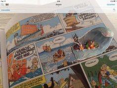 Mi comic favorito también en Realidad Aumentada. Powered by Metaio Creator. Viewed by Junaio.