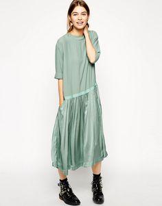 ASOS+Midi+Dress+with+Drop+Waist