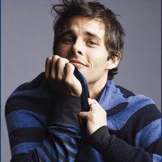 James marsden  he is mine muhahaha :)