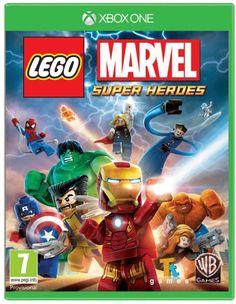 LEGO Marvel Superheroes Game (Xbox One, PS4) £29.99 @ Amazon