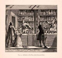 "Nick Trustram Eve, ""18th-Century Shops."" Eve is a food historian and historic interpreter. pinterest.com/..."
