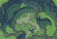 Tabletop – Fantasy RPG Maps, Assets, and Tokens Pathfinder Maps, Forest Map, Rpg Map, Grid, Dungeon Maps, D&d Dungeons And Dragons, Pokemon, Fantasy Map, Tabletop Rpg