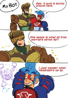 spring man is my boy 1 by EZstrongs