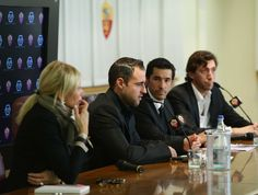 Official Press Conference of #PhilippPlein and #AsRoma