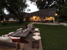 Dream Destinations (Regenwaldreisen): Thokanzi Lodge, Südafrika