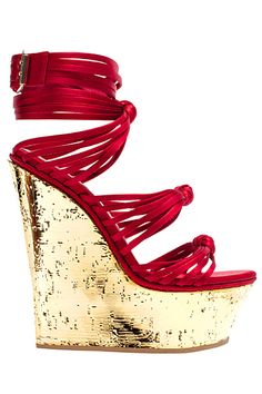 Emilio Pucci Wedges 2013 Spring-Summer   Shoes