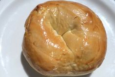 April Bagel Flavor of the month! Chompie's Cragel Bagel