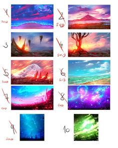 SCENERY QUICK AUTOBUY (20 USD) (4pictures left) by ryky