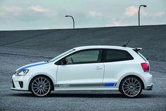 2013 Volkswagen Polo R WRC.