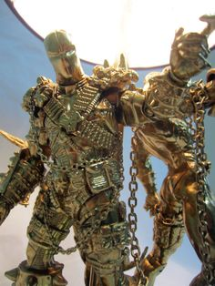 Action Figure Art Lamp Spawn figures from by 88MilesPerHour