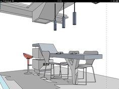 Show room in Wien - Design StudioNA