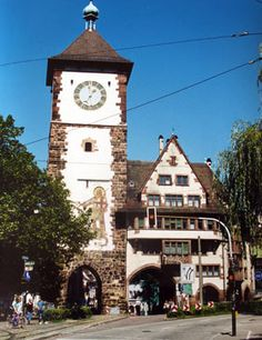 Friburgo, Selva Negra, Alemania