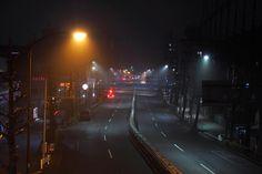 #olympuspen #olympus #pl6 #epl6 #itabashi #蓮根 #foggy #霧  昨晩は帰り道で霧っぽかったのでちょっと撮影してから帰宅しました (by htakizawa)