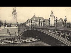 Vidéo : La Seine de Paris autrefois   Cartes Postales CPArama