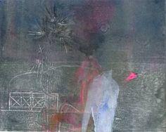 "Saatchi Art Artist ALINA FEDOTOVA; Printmaking, ""GO!"" #art"