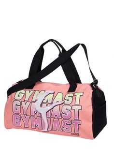 8425ec13e7 Shop Gymnast Glow in the Dark Sports Duffle and other trendy girls  dancewear clothes at Justice. Find the cutest girls clothes to make a  statement today.