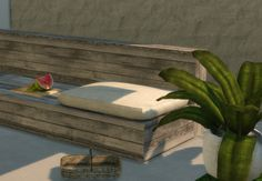Sims 4 CC's - The Best: Outdoor Set by pinkbox-anye