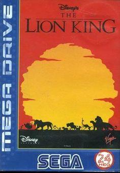Disney's The Lion King (Mega Drive)