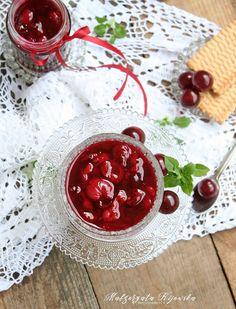 Wiśniowa frużelina | DAYLICOOKING sprawdzone i proste przepisy - blog kulinarny