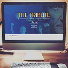 Confira um dos nossos trabalhos que acaba de sair do forno é o site da The Tribute produtora de eventos > confira em >>> thetribute.com . @thetributeoficial . #Agência #Agency #Merakianos  #Site #php #html #Javascript #Web #WebDesign #DesignGrafico #Design  #Publicidade #Propaganda  #publicidadeepropaganda  #Tribute #Eventos #Shows #Portfolio #Work #Cool #PP #Brazil #SP #RMC