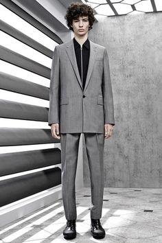 Balenciaga Spring 2015 Menswear Collection Slideshow on Style.com