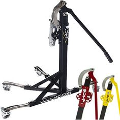 Ducati Streetfighter 1Jac Motorbike Lift; Price: £325.490000   Ducati 1jac Stands;   1jac Motorbike Lift & Stand;