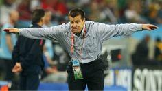 Dunga named Brazil coach