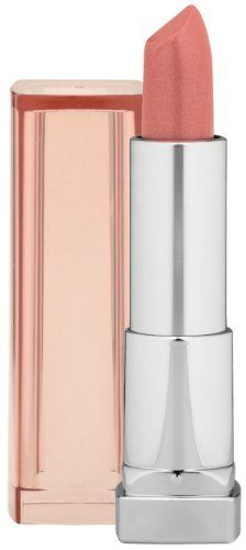 Maybelline New York Colorsensational Pearls Lipcolor, Coral Gleam, 0.15 Ounce