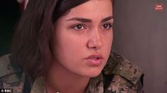 Kurdish female fighter 'killed herself' to avoid being ISIS hostage