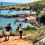 Projeto Próxima Parada: a volta ao mundo de bike do Janderson!