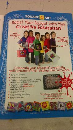 Creative Fundraiser for teachers