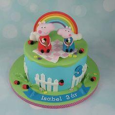 En flot farverige sommerlige Gurli Gris kage 🎉🎀🎂 #gurligris #fødselsdagskage #peppapigcake #flottekage #bakemyday #københavnskage #københavn #amager #amagerkage Fest, Cake Decorations, Celebration Cakes, Cartoon Characters, Mad, Birthday Cake, Instagram Posts, Inspiration, Shower Cakes