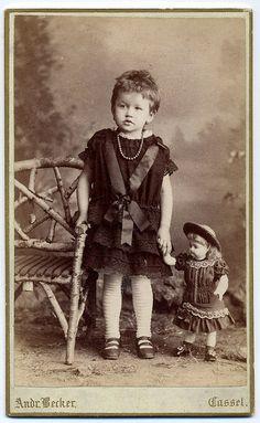 Two Dolls by josefnovak33, via Flickr