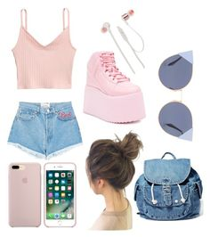 """""""Wall"""" by giuliaaq on Polyvore featuring Y.R.U., Forte Couture, Dance & Marvel, Fendi and JBL"""