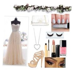 """Prom"" by alycat0211 ❤ liked on Polyvore"