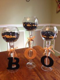 Perfect for Hocus Pocus or Halloween Night tealights!  Www.partylite.biz/sites/stacielogan