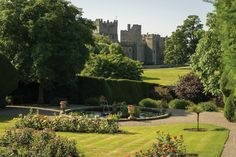 Selection of images of Raby Castle Park and Gardens