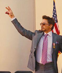 Tony Stark for President