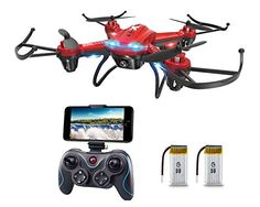 ZZRC Toys ドローン 生中継 高度維持 2.0MP HD空撮カメラ付き 2.4GHz モード1/2自由転換... https://www.amazon.co.jp/dp/B01M3VF39Z/ref=cm_sw_r_pi_dp_x_MY7hyb4ZK5PM8